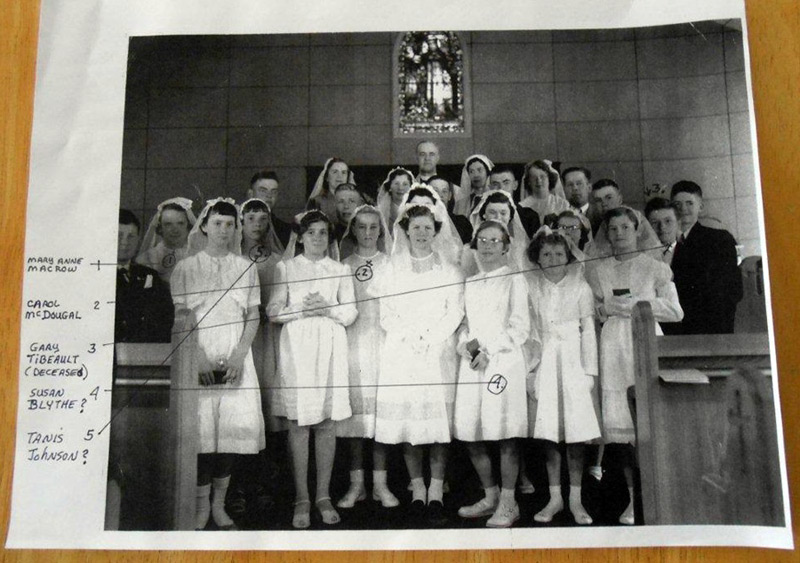 Confirmation - 1956