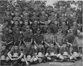 Shilo Cadets at Vernon - 1962