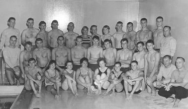 Shilo Swim Team - 1965