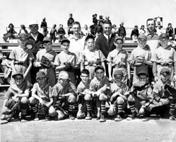 Shilo Little League - 1956 Red Sox