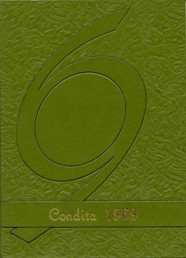 1969 Condita Yearbook