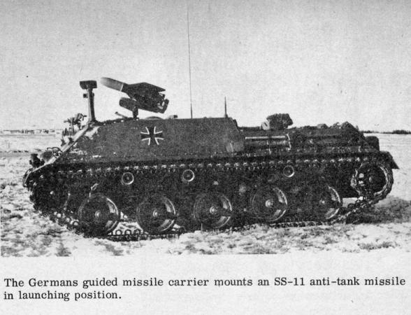 German Guided Missile Carrier